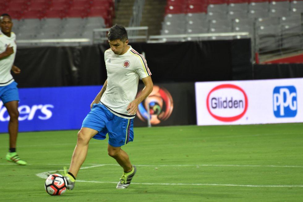 James Rodríguez ya le marcó a Estados Unidos en el juego inaugural de la Copa América.