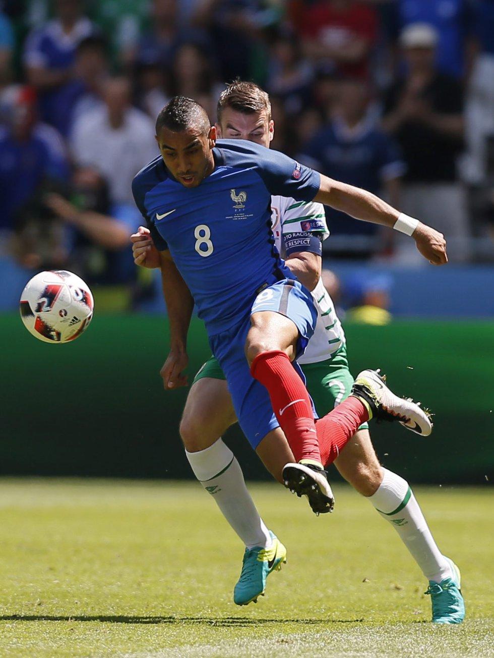 [Fotos] Francia remonta y avanza en su Eurocopa