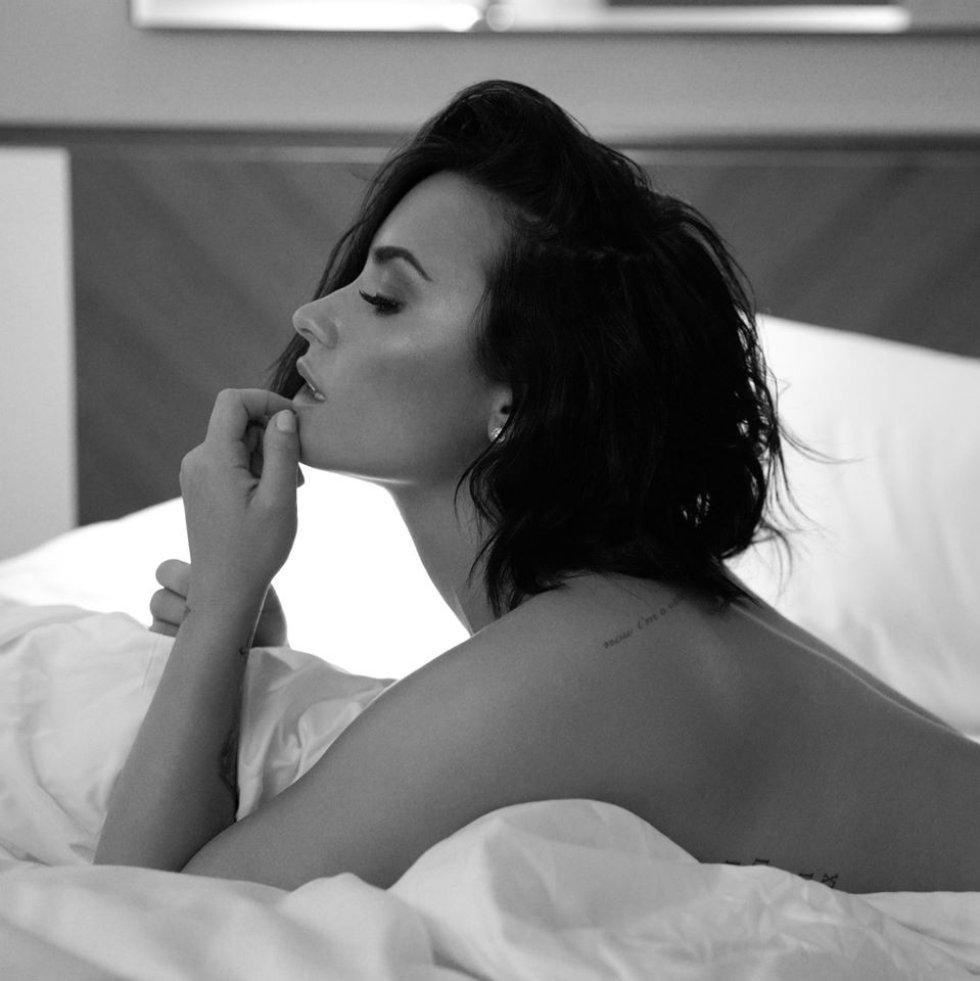El tema 'Body Say' llevó a la cantante a mostrar su figura en unas sugerentes fotografías en Instagram.