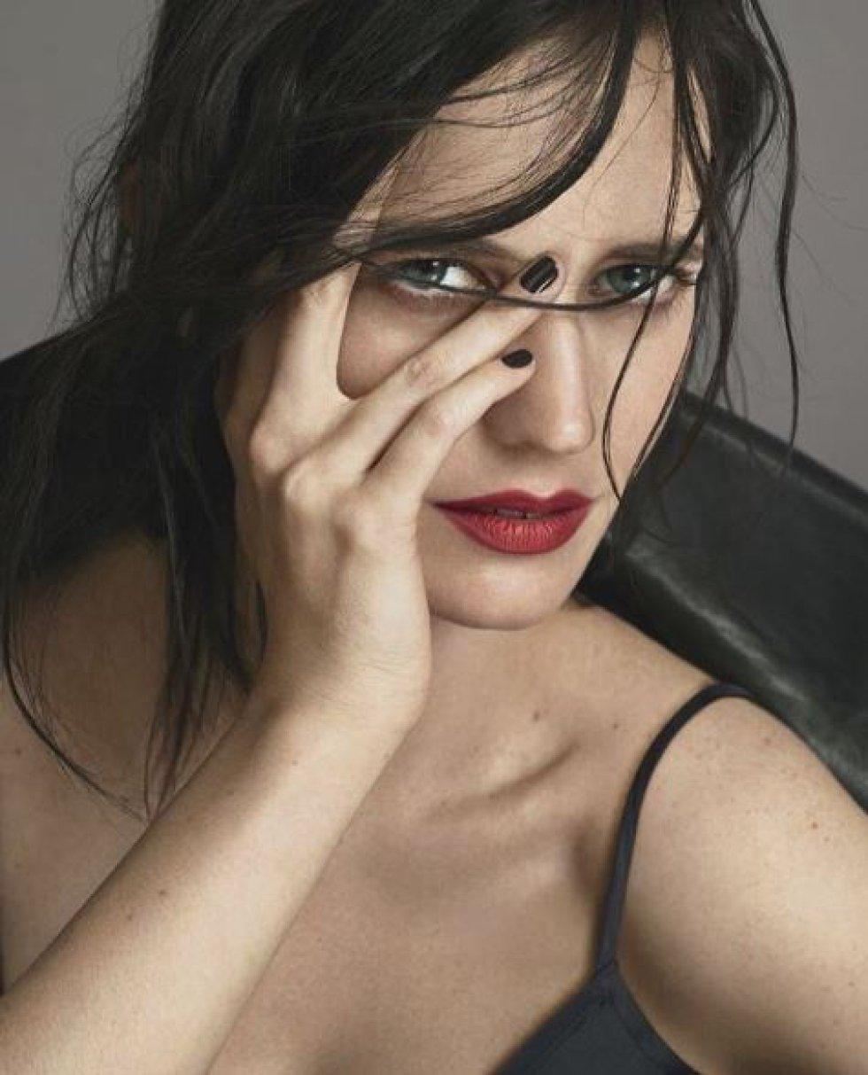 La actriz y modelo Eva Gaëlle Green nació en París, el 6 de julio de 1980.