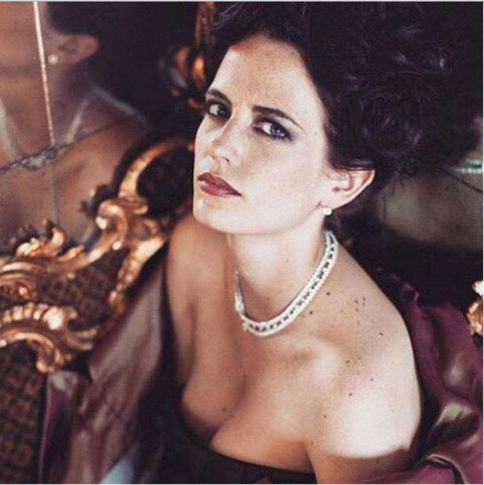 """Fue seleccionada como Vesper Lynd, el gran amor de James Bond, en la exitosa película """"Casino Royale""""."""