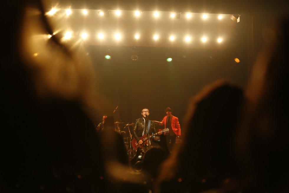 Muchas fanáticas en Colombia se quedaron con las ganas de ver en vivo y en directo a Backstreet Boys, la popular banda pop de la década de los noventa, que en el 2013 realizaron un reencuentro con una gira mundial.