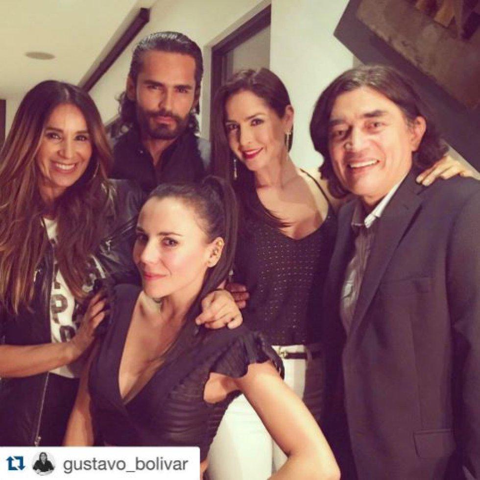 """La actriz colombiana es reconocida por su interpretación protagonista como Catalina Santana en """"Sin senos no hay paraíso"""" en el 2008."""