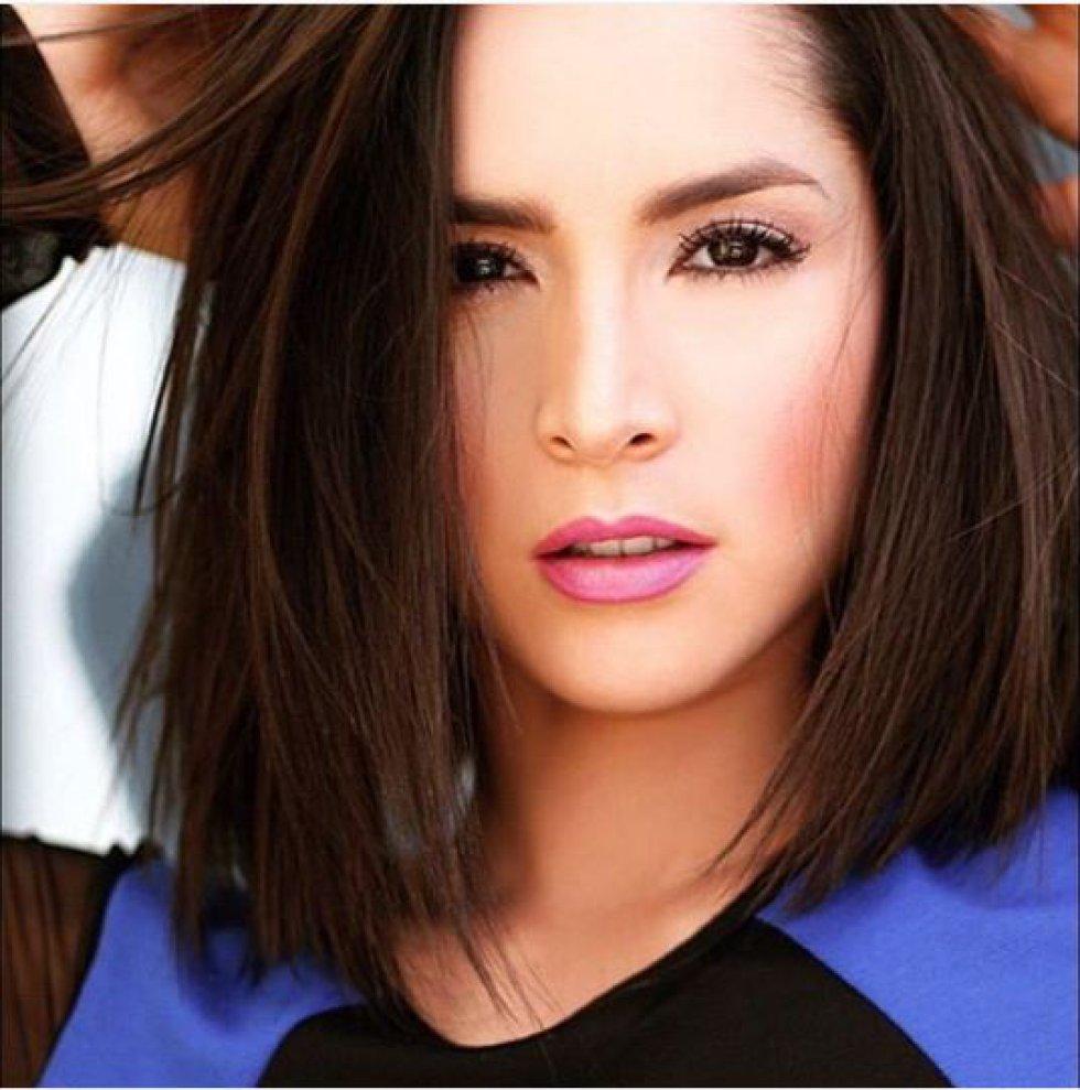 """La actriz barranquillera participó en la serie mexicana """"El señor de los cielos"""" del 2013 a 2015 personificando a Leonor Ballesteros."""