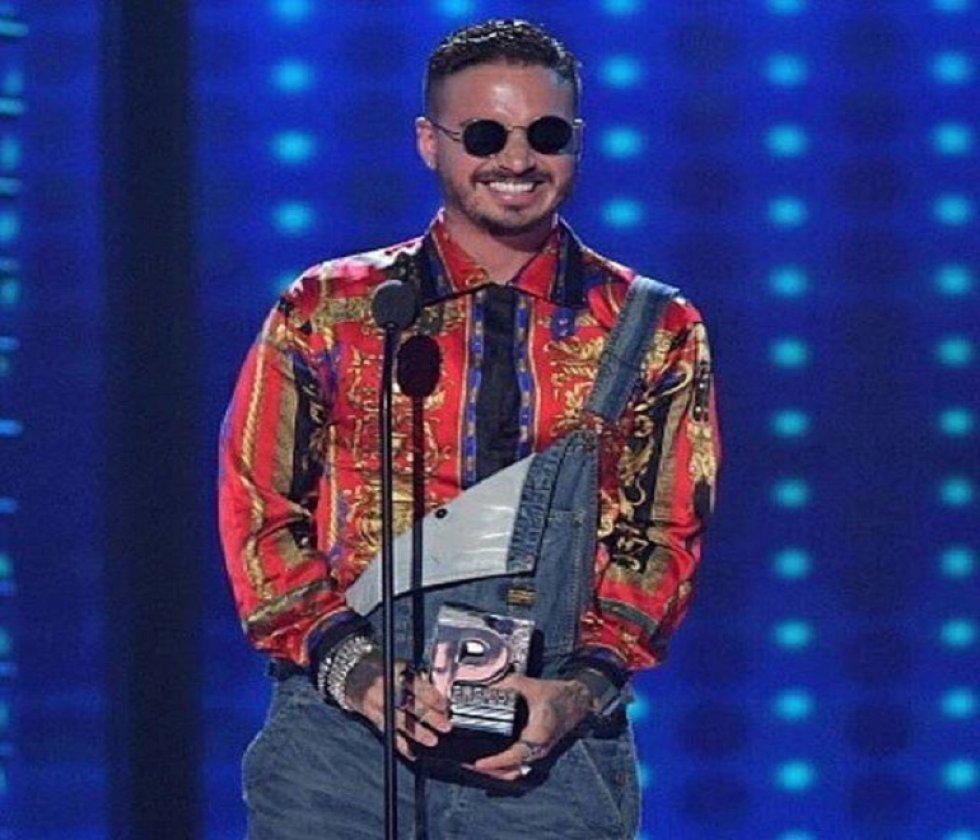 El galán de las telenovelas William Levy en los Premios Juventud.