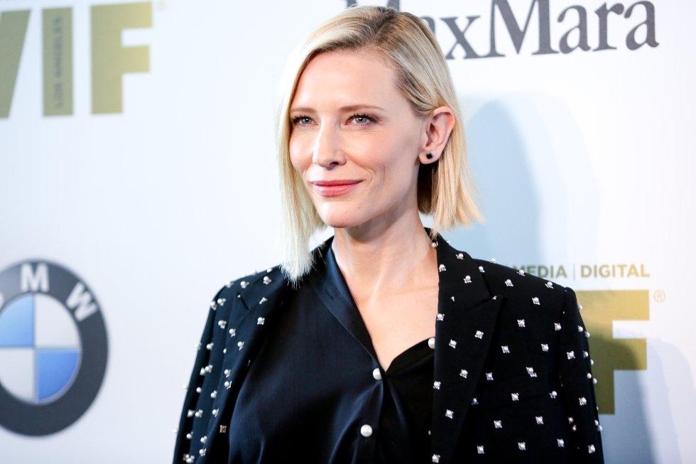 Cate Blanchett implementó en la Compañía de Teatro de Sídney el uso de paneles solares y la implementación de uno de los sistemas de recolección de agua lluvia más destacados del mundo.