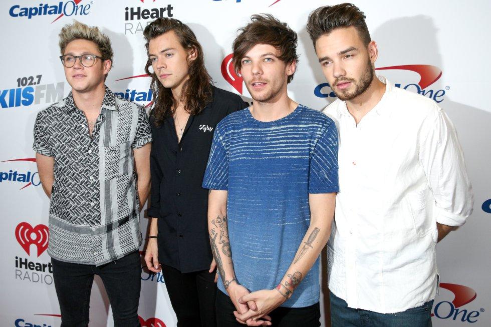 A pesar de la salida de uno de sus integrantes, One Direction logró reunir la suma de 110 millones de dólares lo que los ubica en el segundo lugar del top 100 de Forbes.