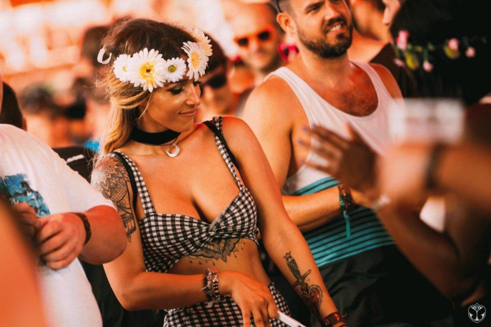 En este festival dura tres días del 21 de julio al 24 de julio.