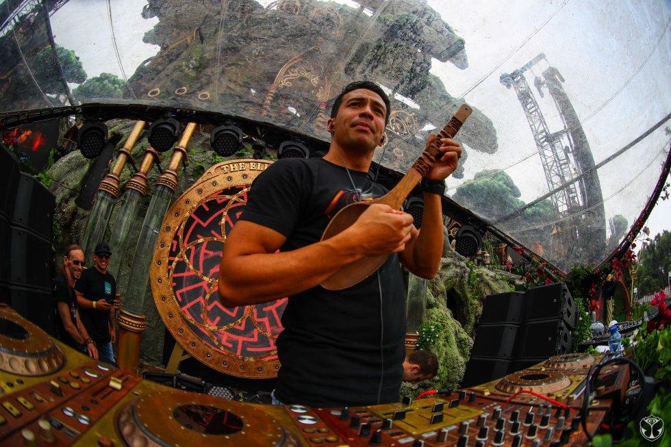 Los mejores Dj's se montan en un mismo escenario durante 3 días. David Guetta, Armin Van Buuren y Tiësto serán algunos de los artista del festival.