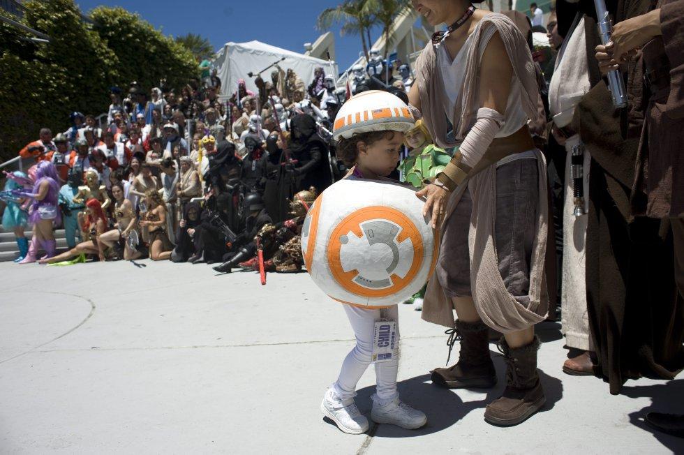 """La saga recientemente tuvo su propia celebración """"Star Wars Celebration Day"""" llevada a cabo en Europa"""