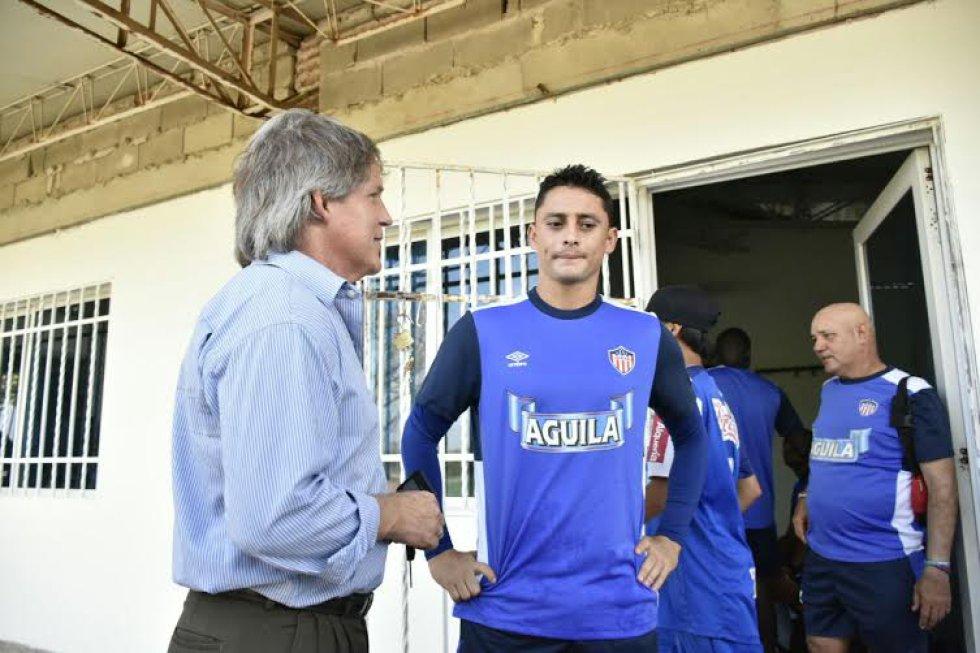 El vallecaucano reemplazará en el cargo a Alexis Mendoza.