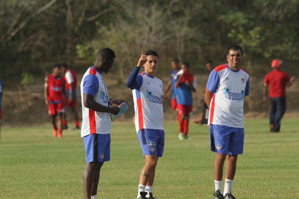 Su debut en el banquillo 'tiburón' se daría este miércoles en Copa Colombia ante Deportivo Pasto.