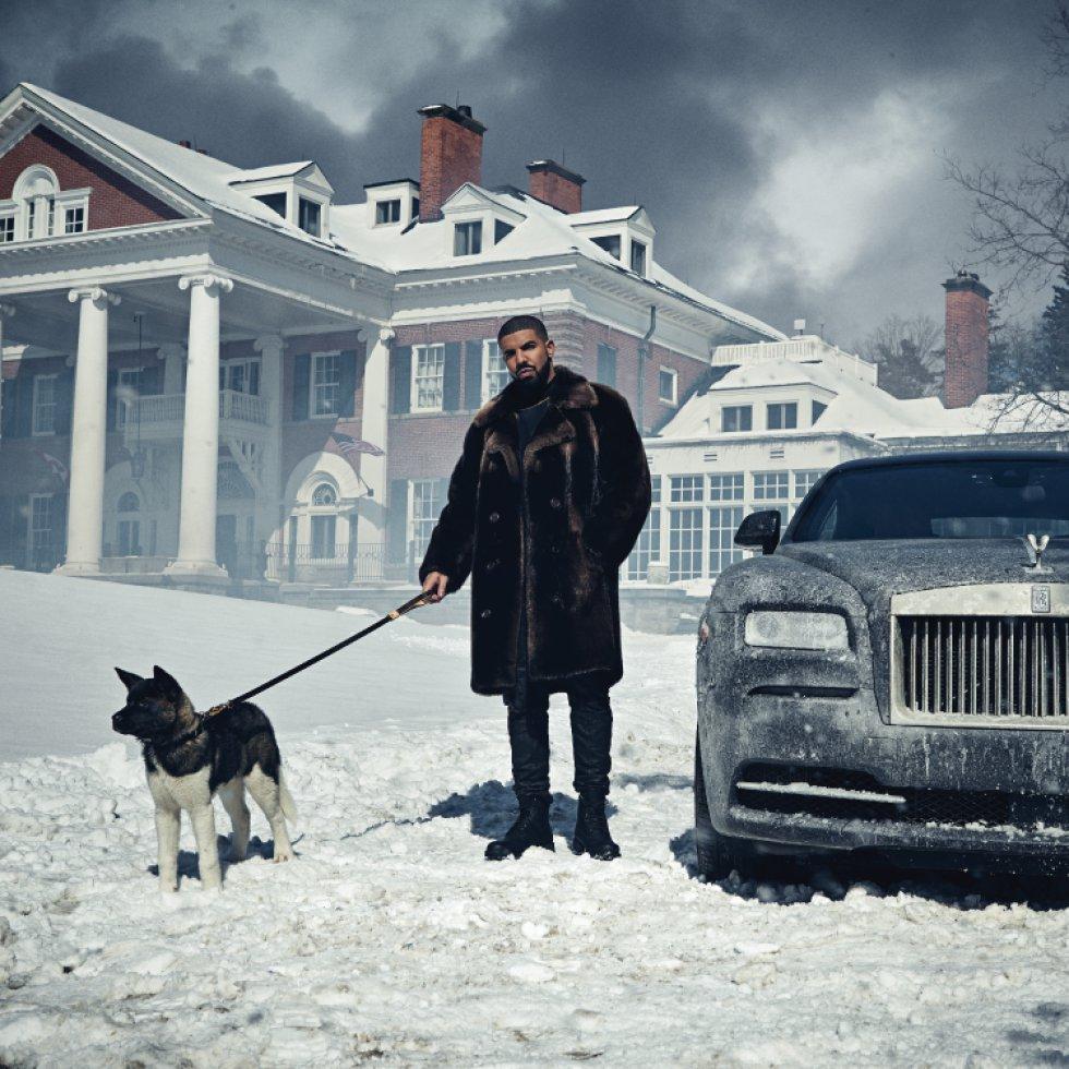 Además de recibir varias nominaciones con su canción 'Hotline Bling', Drake comparte algunas categorías por su colaboración en 'Work' junto a Rihanna.