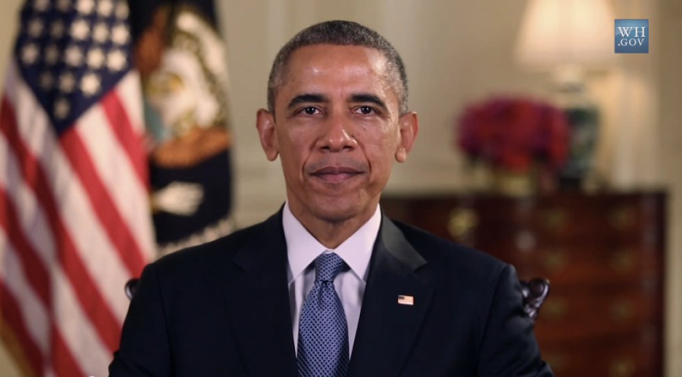 Barack Obama cumple 55 años.