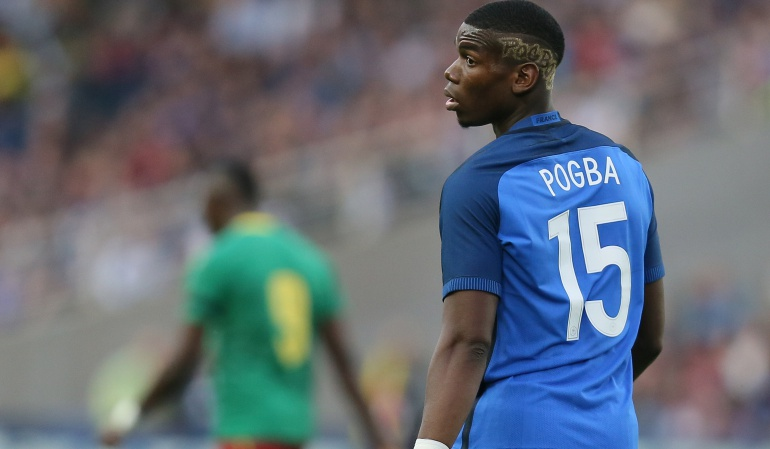 Manchester United Paul Pogba: Manchester United anuncia el regreso de Paul Pogba