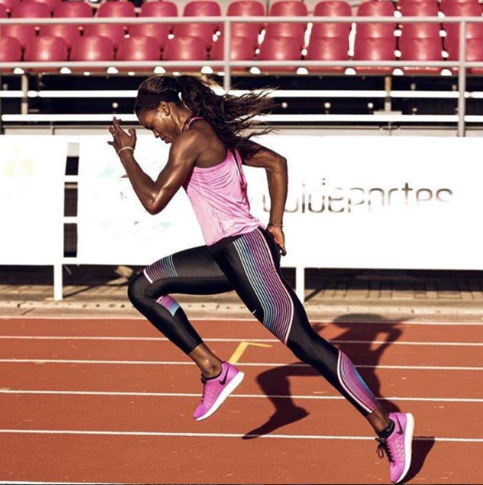 Caterine Ibargüen Olímpicos Río: [Fotos] Caterine Ibargüen por el oro de salto triple en los Olímpicos