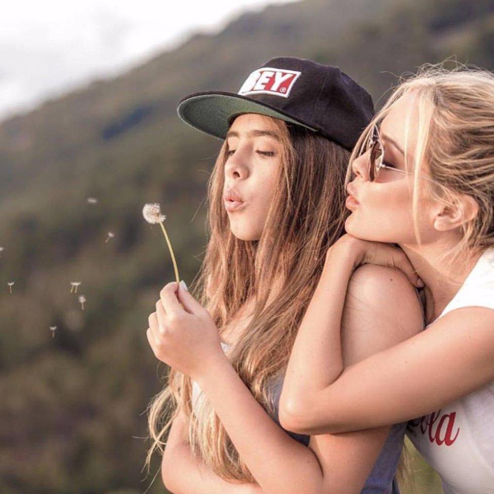 Actualmente Mariana tiene 16 años y disfruta su vida junto a su madre Natalia Paris y su actual novio, el músico Andee Zeta.