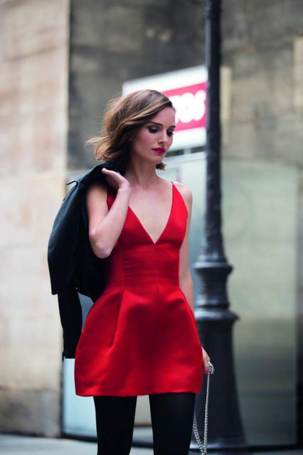 La polifacética, Natalie Portman, además de ser una excelente actriz es directora, productora y psicóloga judía.
