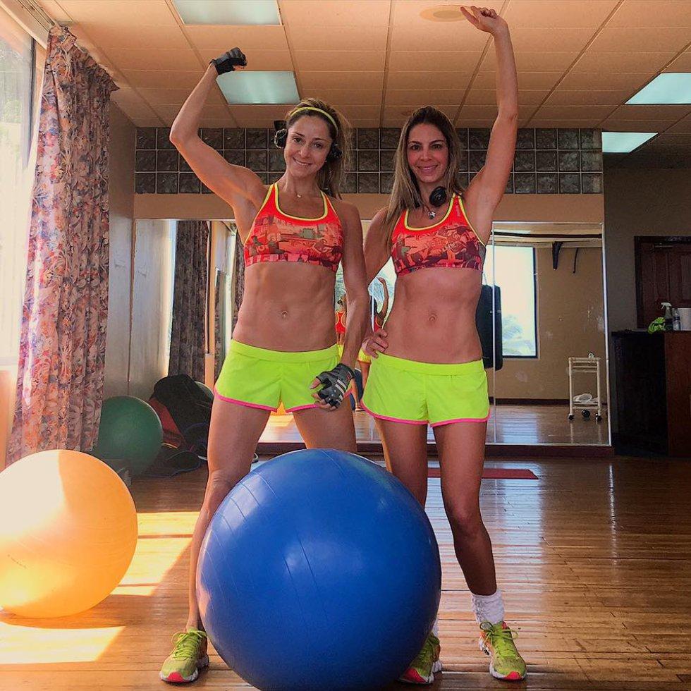 Al poco tiempo crearon Fun2fit un estudio de entrenamientos funcionales con la idea de tener el cuerpo tonificado y saludable.