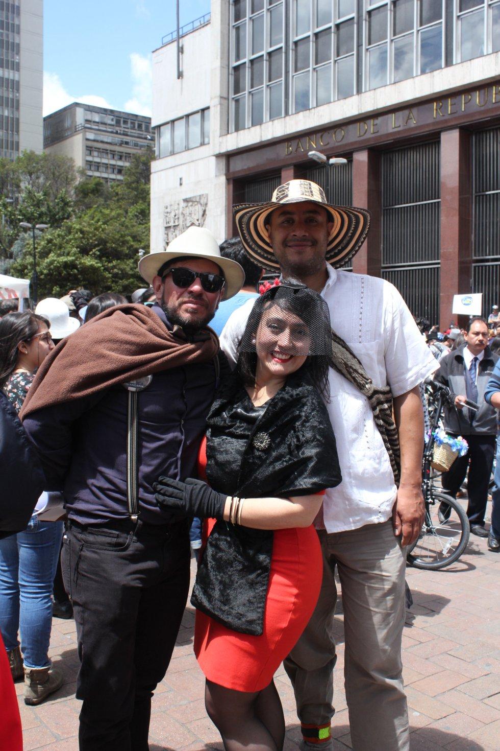 Este evento se celebra acá año desde el 2011 en la ciudad de Bogotá.