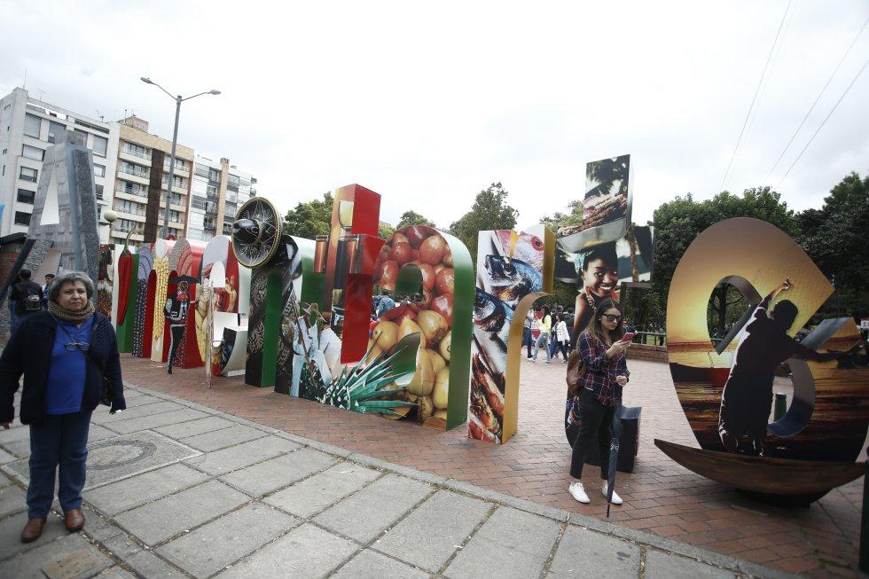 Familias, parejas y grupos amigos hicieron parte de este festival gastronómico llevado a cabo en el parque El Virrey de Bogotá, el cual se llevó a cabo durante los días 13,14, 15, 20 y 21 de agosto.