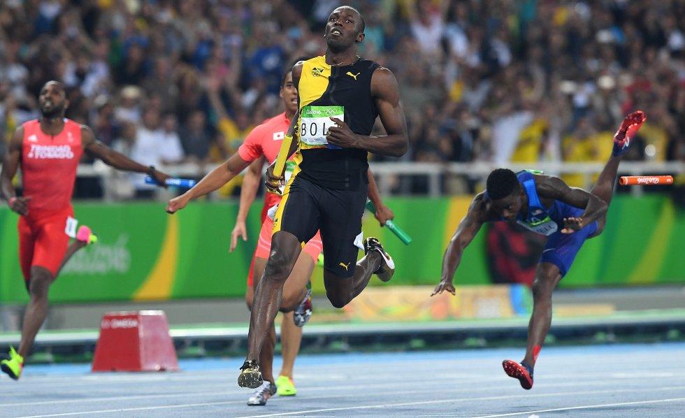 Bolt es considerado el hombre más veloz del mundo, el atleta actualmente posee once títulos mundiales y seis olímpicos.