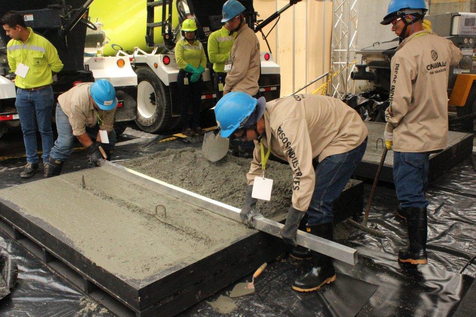 Toda innovación en el material de construcción se refleja en los ahorros en mano de obra.