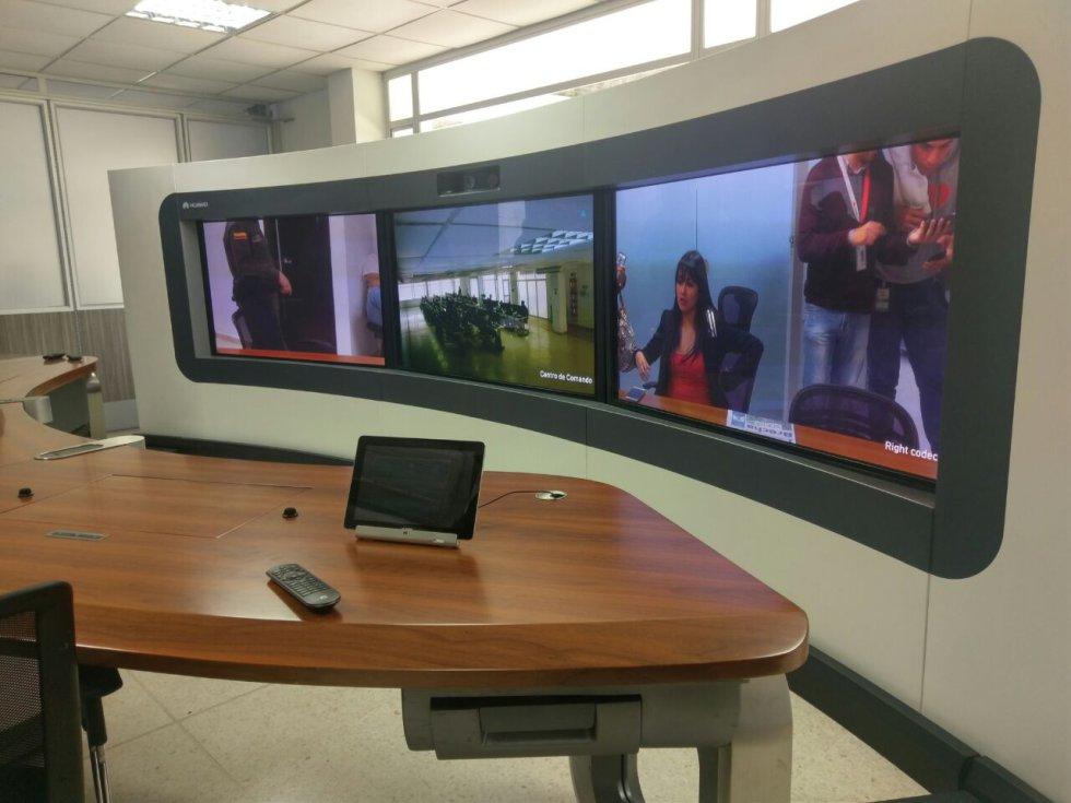 En la capital del Meta se lleva a cabo el plan piloto de la red LTEe la cual brindará nuevas herramientas para la pronta atención del crimen en la ciudad.