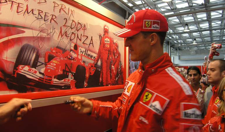 Michael Schumacher: El embarazoso incidente que lanzó la espectacular carrera de Michael Schumacher
