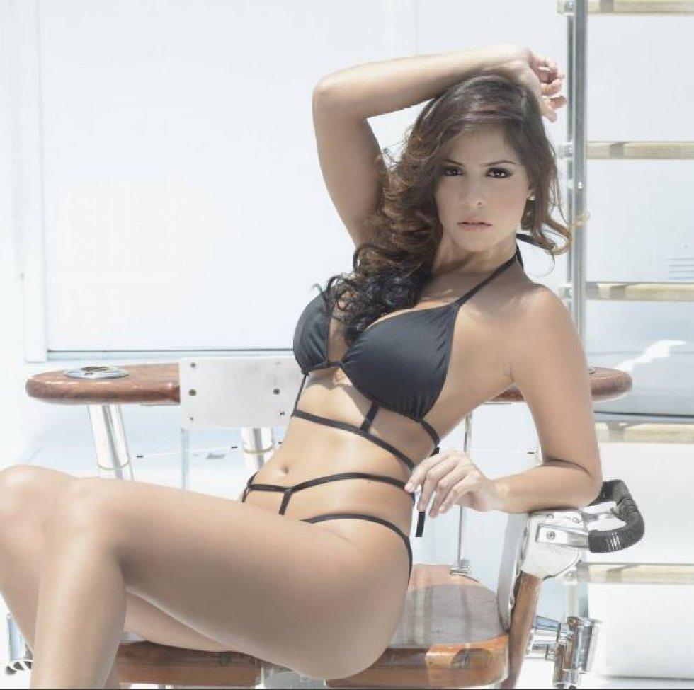 Vegas es reconocida en la actualidad como la modelo del momento en Venezuela.