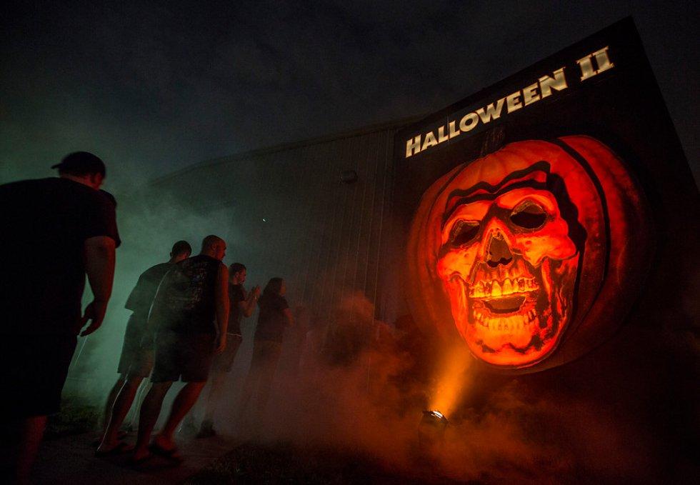 Este evento es uno de los más importantes del mes de brujas.