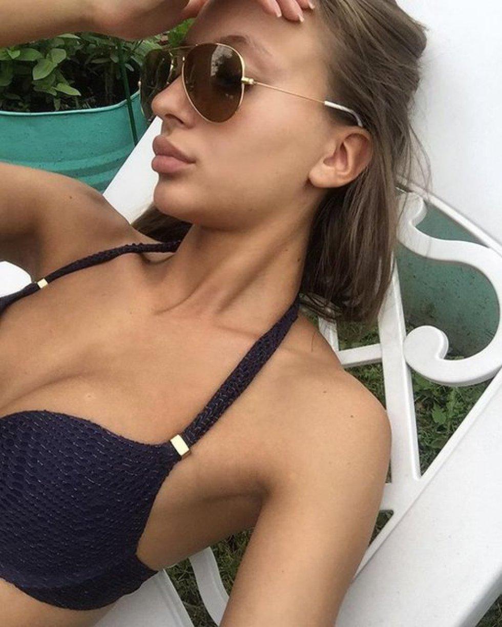 Ekaterina Kostyunina es estudiante universitaria, juez y jugadora de futbol