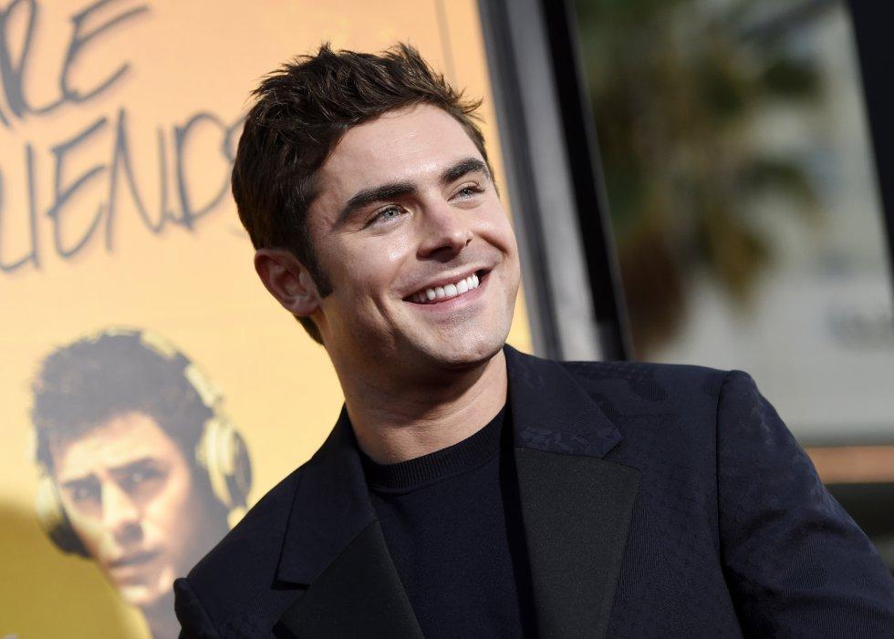 Zac quien es reconocido por su papel en la película juvenil, High School Musical cumple 29 años.