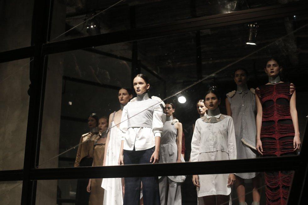 La capital ha sido tradicionalmente el centro de producción y comercialización de la moda colombiana.