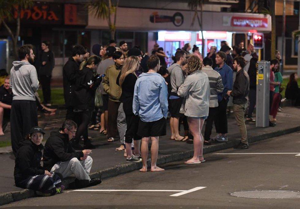 Nueva Zelanda se asienta en la falla entre las placas tectónicas del Pacífico y Oceanía y registra unos 14.000 terremotos cada año