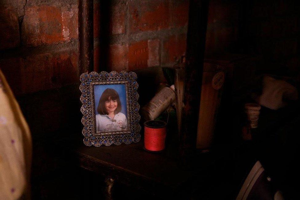 Anita Martínez tenía 9 años cuando desapareció en un centro comercial. Estudiaba cuarto año de primaria.