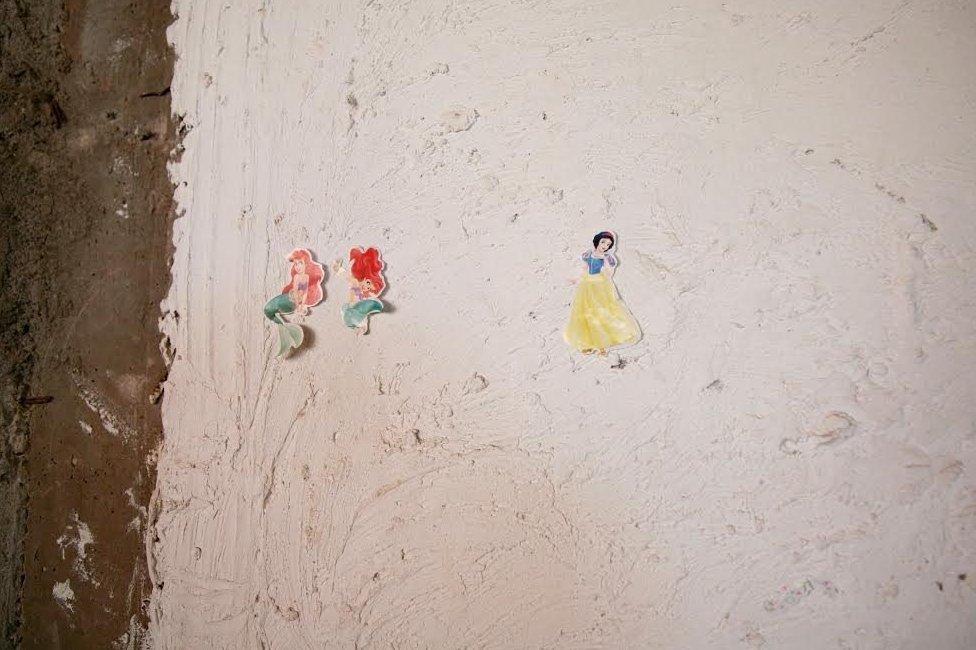 Esta es la habitación de Diana Noraly Piaga Reina, quien tenía 16 años cuando desapareció, en 2009. Trabajaba en una maquila en el turno de la mañana.