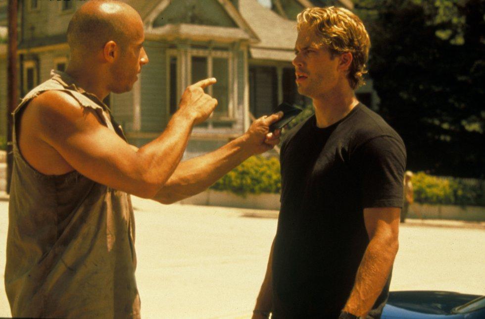 En el 2001 su carrera alcanzó un nuevo escalón con su participación en  'The Fast and the Furiou' (Rápido y furioso).
