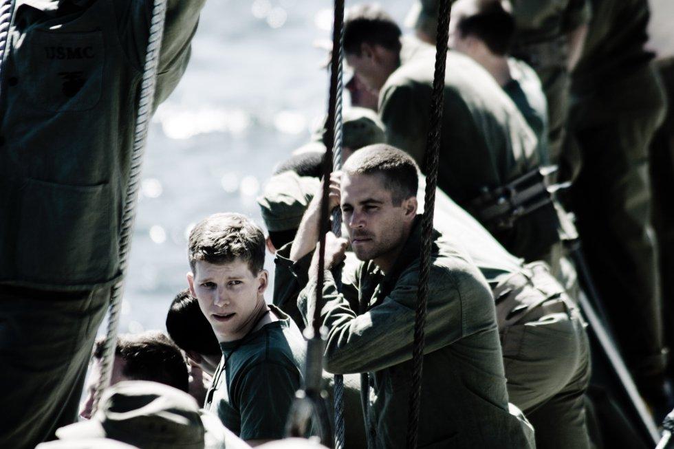 También trabajó en Flags of Our Fathers (2006), que fue dirigida por Clint Eastwood.