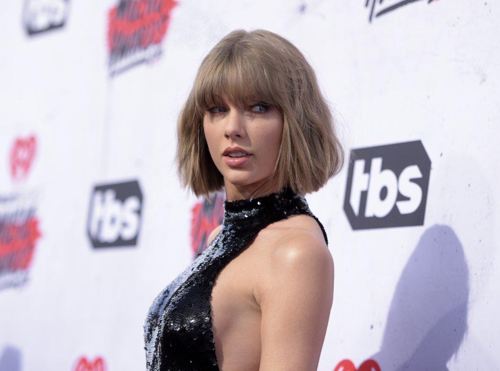 Taylor Swift: encabeza la lista que ha publicado Forbes con 170 millones de dólares.c