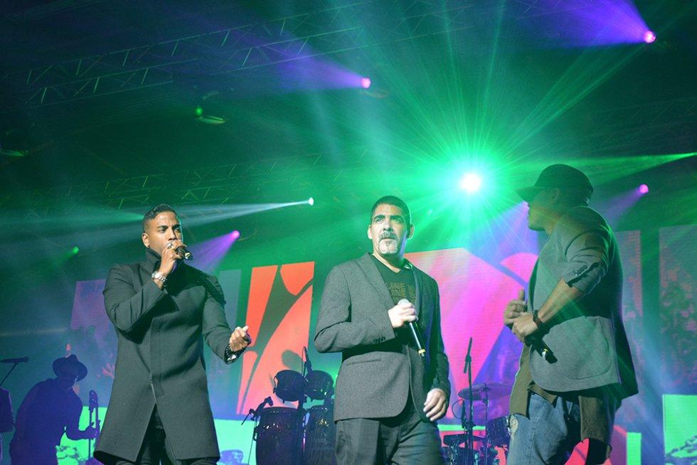 La nueva apuesta en eventos musicales en la capital colombiana, Almax inició el jueves 1 de diciembre en Corferias.