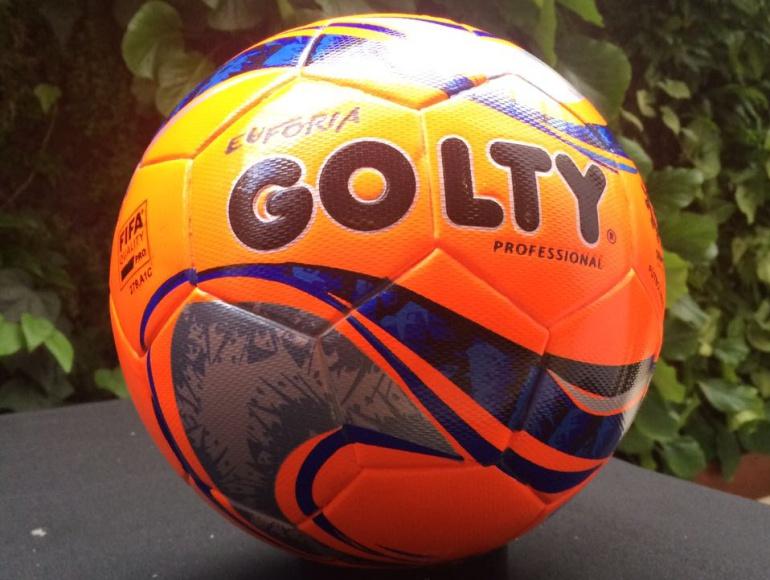 61cea19f7e8a4 Nuevo Balón Golty Dimayor Liga Águila  Presentan a  Euforia
