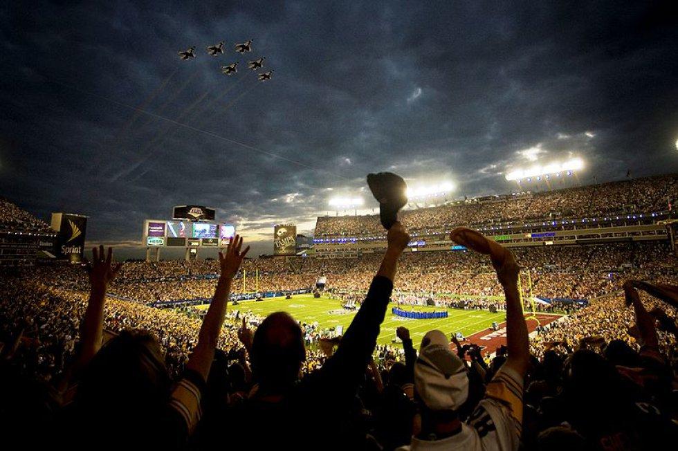 8 Super Bowl