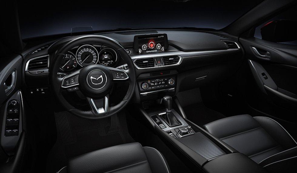 Conozca el nuevo Mazda 6