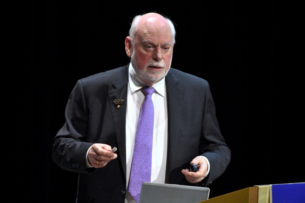 J.Frasser Stoddart, Nobel de química.
