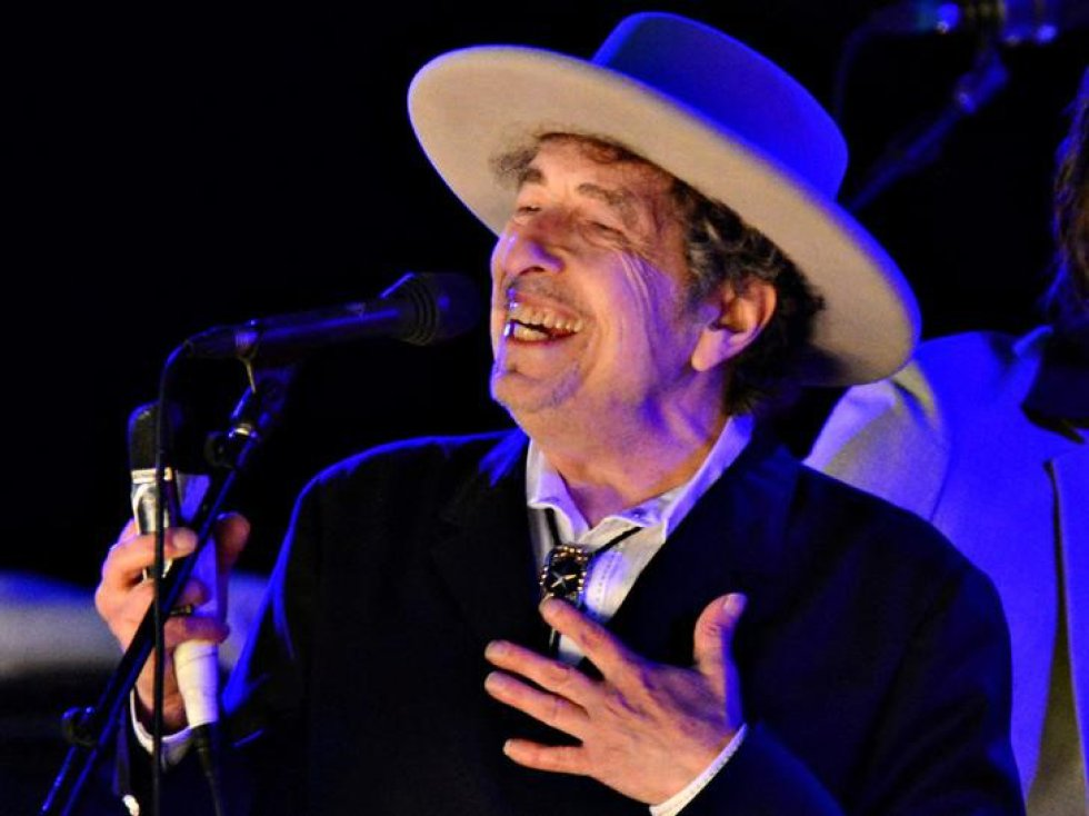 Bob Dylan, Nobel de literatura.