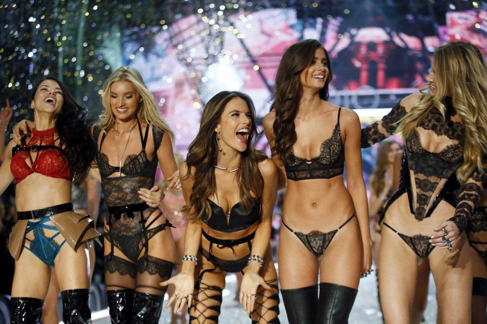 Al parecer la marca de lencería Victoria's Secret tiene en la mira a Camila Avella.