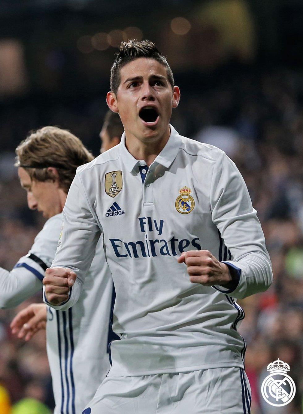Real Madrid venció 3-0 al Sevilla y lo visitará el próximo 11 de enero en el juego de vuelta.