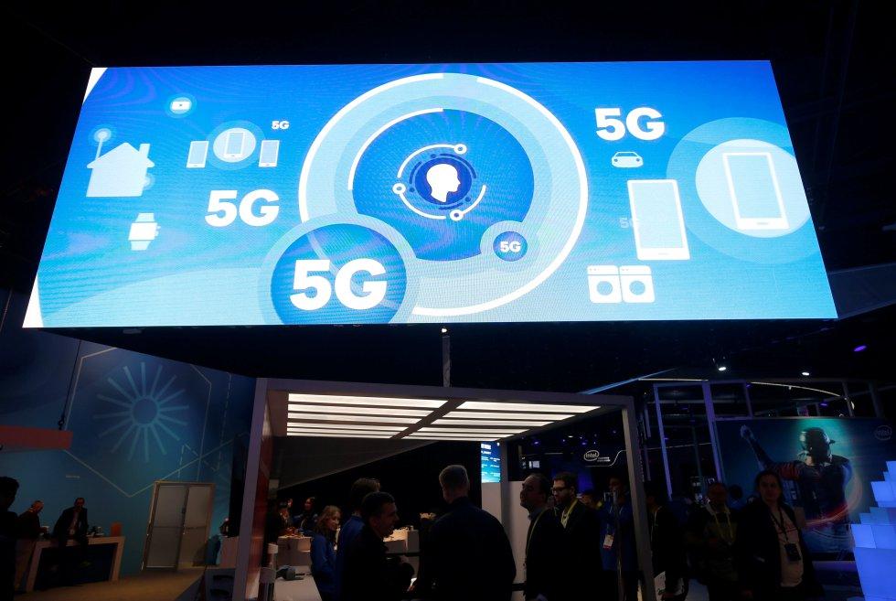 La presentación y consolidación de la red móvil 5G.