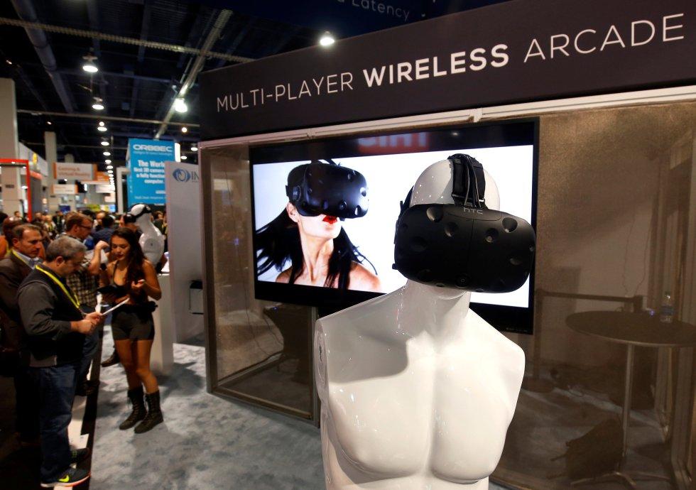 La realidad virtual no podría quedar de lado durante el CES 2017.